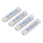 SANYO ENELOOP AAA BATTERY 1.2 V/750 mAh PACK OF 4