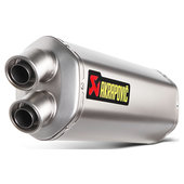 GAMME SLIP-ON AKRAPOVIC