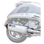 Akrapovic Scooter-Line