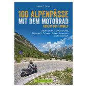 100 Alpenpassen met de motor
