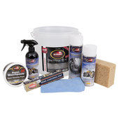 AUTOSOL CLEAN&POLISH SET SPECIAL EDITION, 8-PIECE