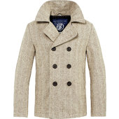 Brandit Pea Coat Jacket