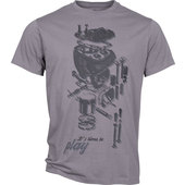 Cafe Racer Engine T-Shirt