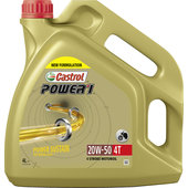 CASTROL ENGINE OIL 20W-50