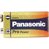 BATTERIE PANASONIC 9V