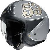 J.O Jet Helmet Gratte Ciel TC-10