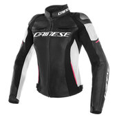 Racing 3 Damen Lederjacke
