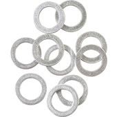 ALUMINIUM OIL DRAIN PLUG WASHER SET 5 PCS