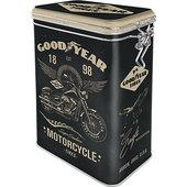 Boîte de conservation Goodyear