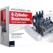 Porsche 6-cylinder boxer engine