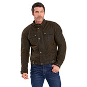 AJS Watson Waxcotton giacca in tessuto