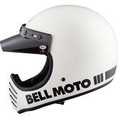 Moto-3 Gloss White Classic