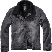 Sherpa Jacket Denim
