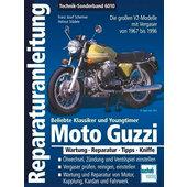 Reparaturanleitung Moto Guzzi V2