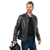 DL-JM-1 Leather Jacket