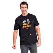 Biker Airbag T-Shirt