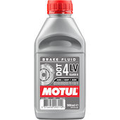 Motul Brake Fluid DOT 4 LV Fully synthetic, 0.5 litres