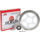 Saito Chain&Sprocket Kit
