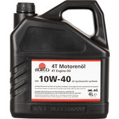 Engine oil SAE 10W-40, 4-stroke