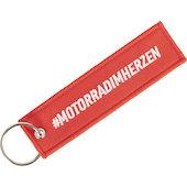 Sleutelhanger #MOTORRADIMHERZEN