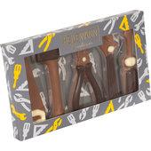 Schokoladen - Werkzeug, 100gr. Confiserie Heilemann