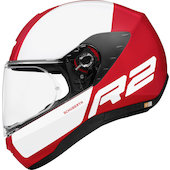 Schuberth R2 Dyno Red