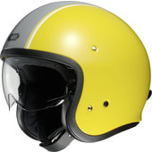 Shoei J.O casco jet