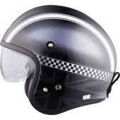Shoei J.O casque jet HawkerTC-5