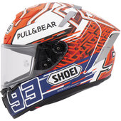 Shoei X-Spirit III Marquez TC-1