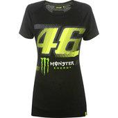 VR 46 Monza Line t-shirt femme