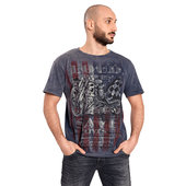 West Coast Choppers USA Loud Pipes T-Shirt