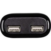 HAMA DOPPEL USB-DUAL-LADE