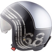 Highway 1 Retro 68 II casco jet