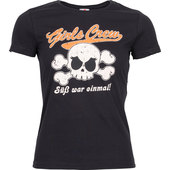 Ladies Shirt Girls Crew