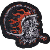 LETHALTHREAT SEW-ON BADGE