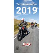 LOUIS TERMINKALENDER 2019 210 X 450 MM