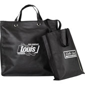 Louis carrying bag