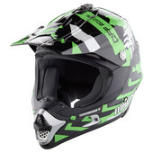 Madhead X4B casque motocross