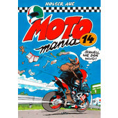 Motomania Comics Only In German