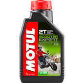 Scooter Expert T2 Engine Oil Technosynthese, 1 litre