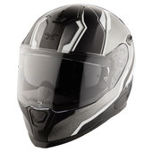 Nexx SX.100 Plain Full-Face Helmet