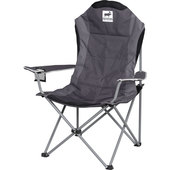 NORDKAP FOLDING CHAIR GREY/DARK GREY/BLACK