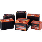ODYSSEY Hawker Batteries Pure Lead 12V