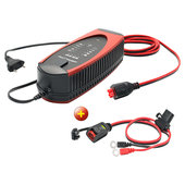 Set: ProCharger 4.000 battery charger