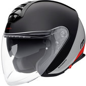 Schuberth M1 Gravity Red Jet Helmet