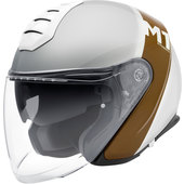 Schuberth M1 Nova Bronze casque jet