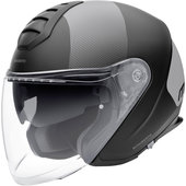 Schuberth M1 Resonance Grey Jet Helmet