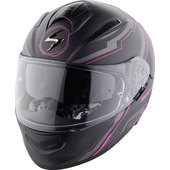 SCORPION EXO-510 AIR SYNC MATT BLACK/PINK