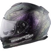 Scorpion Exo-510 Air Fantasy Integralhelm