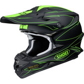 Shoei VFX-W Hectic TC-4 Crosshelm